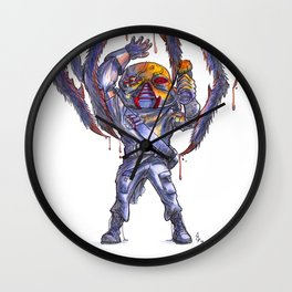 Candy-Trooper, Poison Wall Clock