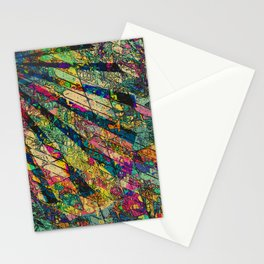 Grace Under Pressure Stationery Cards