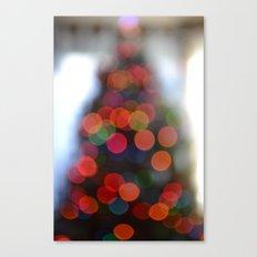 Tree of Lights Canvas Print