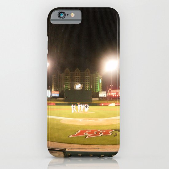 Take me out to the ball game iPhone & iPod Case