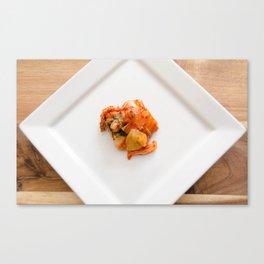 Kimchi Canvas Print
