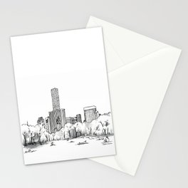 Sheep Meadow, Summer Stationery Cards