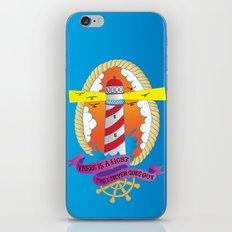 Lighthouse I iPhone & iPod Skin