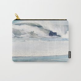 Falling Ocean Waves Carry-All Pouch