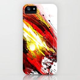 Speed & Velocity iPhone Case