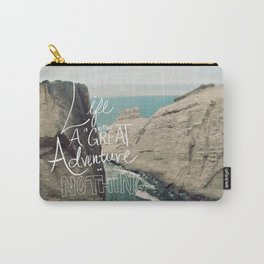 Great Adventure Carry-All Pouch