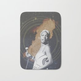 Nina Simone Bath Mat