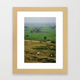 Hore Abby, Ireland Framed Art Print