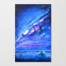 Cosmic Madness Canvas Print