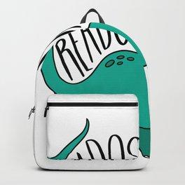 Readosaurus Backpack