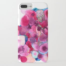 Sherbert Watercolour iPhone Case