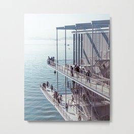 Centro Botin, Santander | Sea & Architecture | Film Photo Print Metal Print