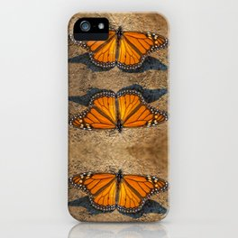 MONARCH OF ALL HE SURVEYS iPhone Case