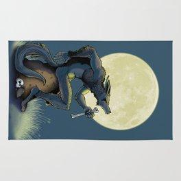 Werewolf! Rug