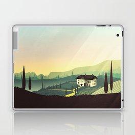 Tuscany Fairytale Laptop & iPad Skin