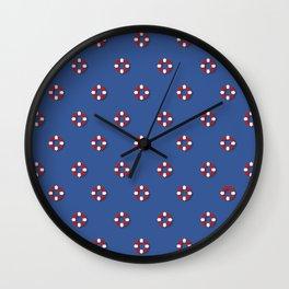 Bluesea Wall Clock