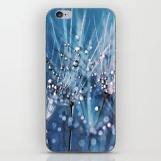 Dew on dandelions iPhone & iPod Skin
