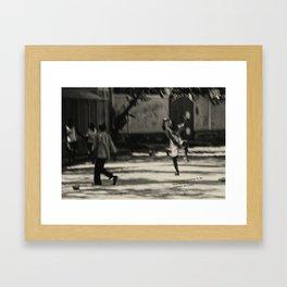 Lyrical Haiti 06 Framed Art Print