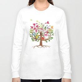 summer tree Long Sleeve T-shirt