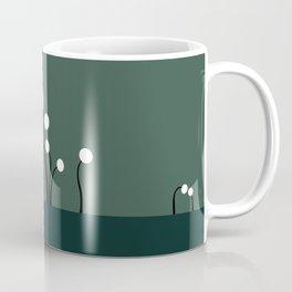 Comatricha nigra - bobble heads Coffee Mug