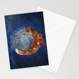 Fox Moon Stationery Cards