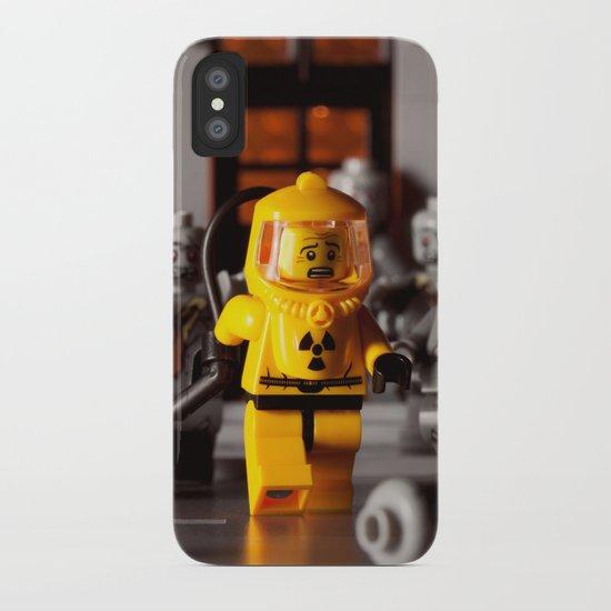 Outbreak iPhone Case