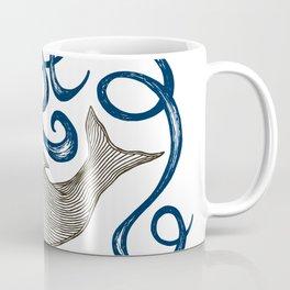 WHALE - Lose control Coffee Mug