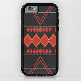 Sunset on Steen Mountain iPhone Case