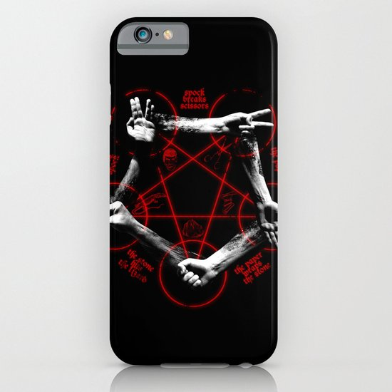 The game of the Beast iPhone & iPod Case