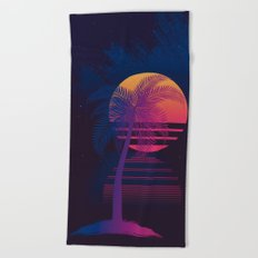 Sunset Dreams Beach Towel