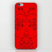 venom iPhone & iPod Skins featuring Venom by ABETICS