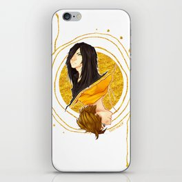 The Shadow of a Broken Dream iPhone Skin