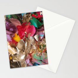 3-D Paper Mache Stationery Cards