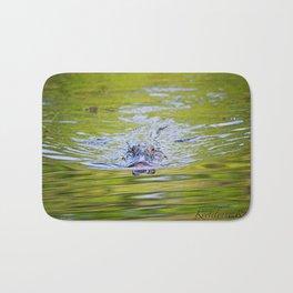 Creepin Gator Bath Mat