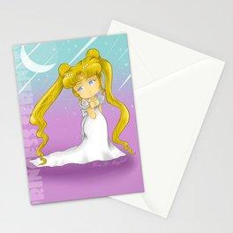 Princess Serenity Chibi Stationery Cards