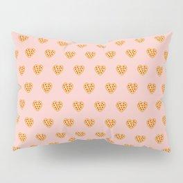 Pizza Love Pillow Sham