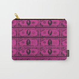 PINK DOLLARS Carry-All Pouch