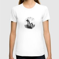 wreck it ralph T-shirts featuring Ghostly Wreck by inkedsandra