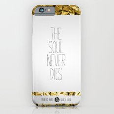 Golden Rules #5 Slim Case iPhone 6s
