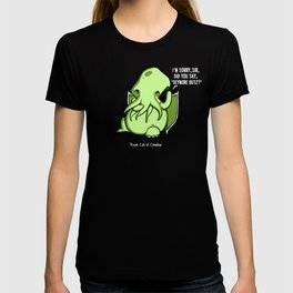 Prank Call of Cthulhu T-shirt