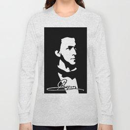 Frédéric Chopin (1810 – 1849) (I) Long Sleeve T-shirt
