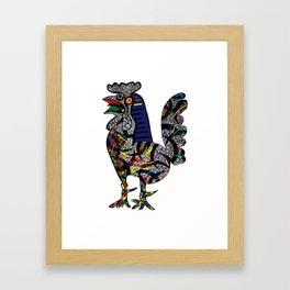 Pablo Picasso - The Cock Framed Art Print