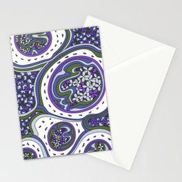 Wandering 06: color variation 2 Stationery Cards