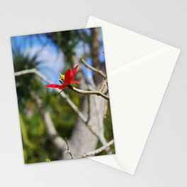 While the Mockingbird Sings- vertical Stationery Cards