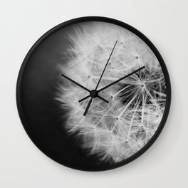 Dandelion #2 Wall Clock
