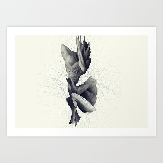 It's this thing that ... Art Print