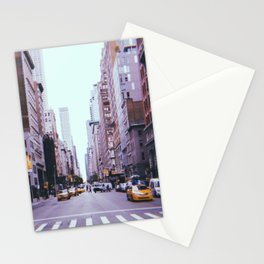 New York City // Retro 11 Stationery Cards