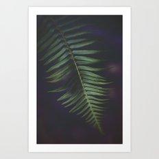 Lilt Art Print