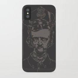 It's the POElice! iPhone Case