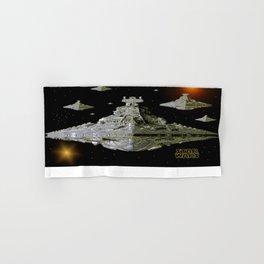 Galactic Battle Cruisers  Hand & Bath Towel